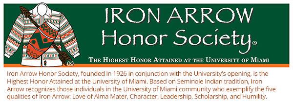 Iron Arrow Honor Society