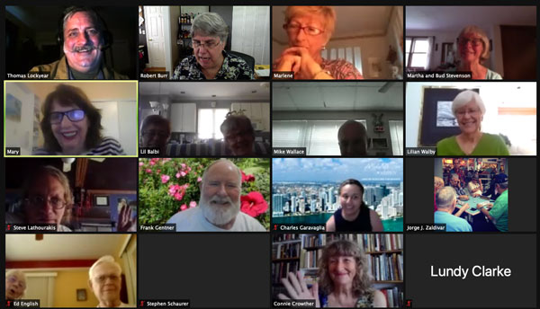Miami Pioneers and Natives of Dade - Thomas Lockyear - The Art Of Bob Fink - Oct 4, 2020 Zoom Meeting