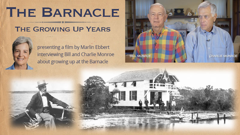 The Barnacle - The Growing Up Years