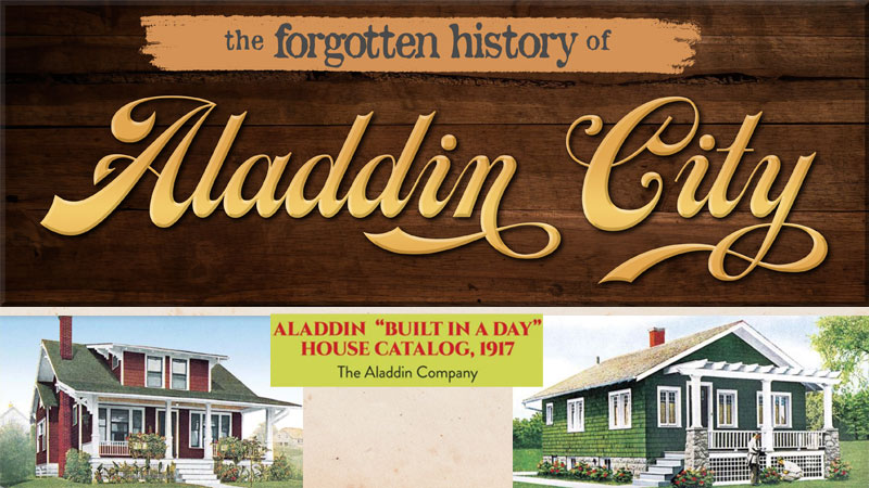 the Forgotten History of Aladdin City