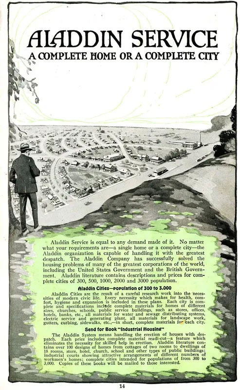 Aladdin City Poster