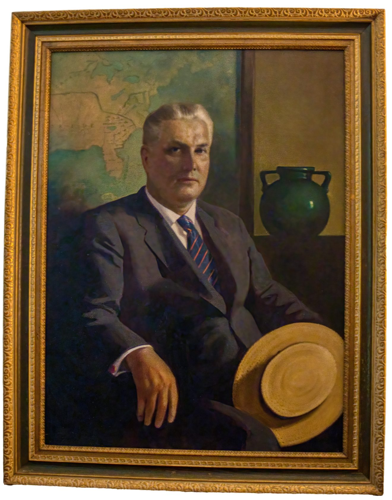 Merrick Portrait